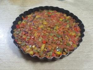 Sally Pepper Spices-Tienda de Especias-Madrid-Receta-tatin de berenjenas con queso feta-ajedrea-añadir sofrito-1000 x 750