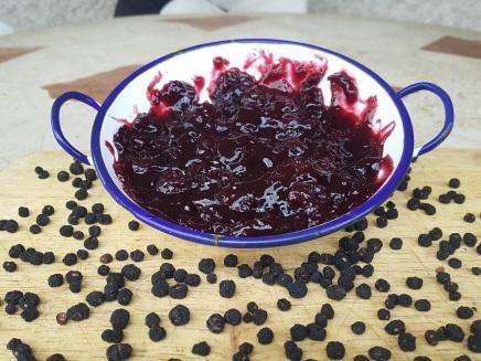 Sally Pepper-Spices-Tienda-Especias-Madrid-Receta-confitura de cereza-aromatizada-pimienta de tasmania