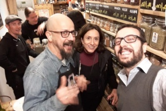Sally Pepper-Spices-Tienda de Especias-Madrid-tercer-aniversario-2 febrero-2019