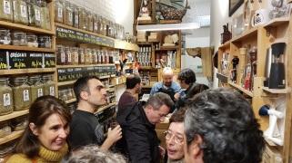 Sally Pepper-Spices-Tienda de Especias-salsas picantes-chiles-Madrid-tercer-aniversario-2 febrero-2019